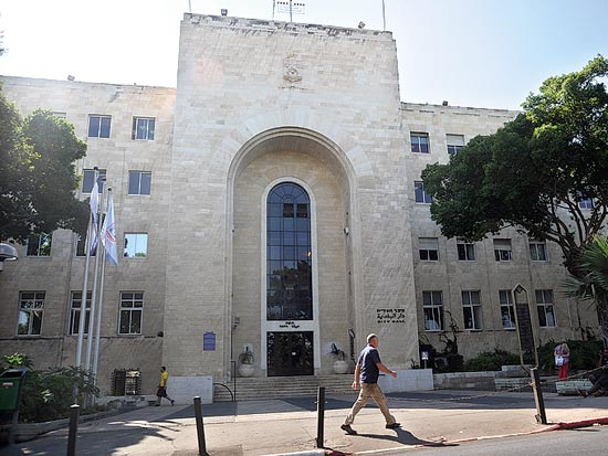 עיריית חיפה / צילום: איל יצהר