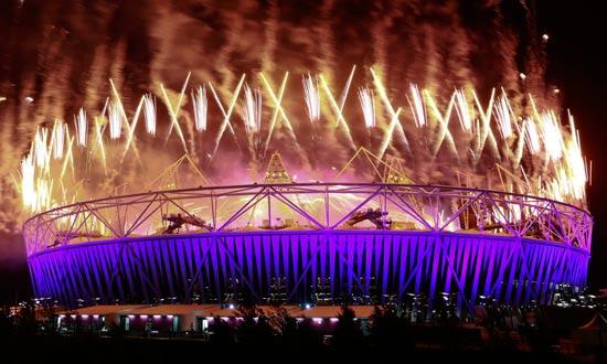 לונדון 2012 / צלם: רויטרס