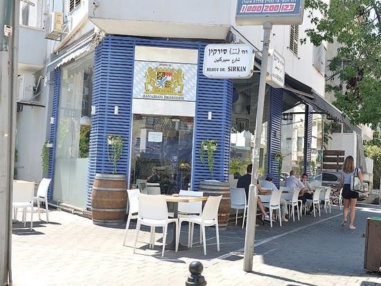 תל אביב, פרישמן פינת סירקין / צילום: תמר מצפי
