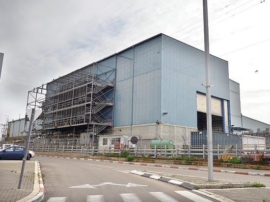 בניין אלקו ברמת השרון / צילום: תמר מצפי