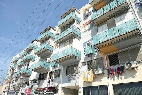 דירת 3 חדרים בדרום תל אביב / צילום: תמר מצפי