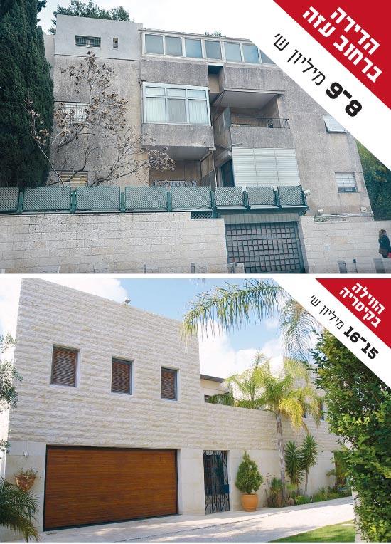 הבתים של בנימין נתניהו / צילום: איל יצהר הרצל שפירא