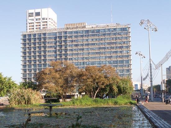 עיריית תל אביב / צילום: שלומי יוסף