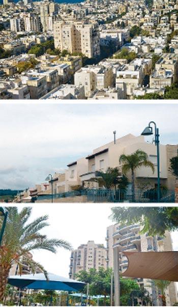 תל אביב יקנעם קרית אונו / צילום: תמר מצפי