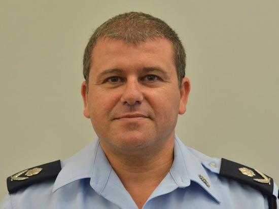 ניצב משה אדרי / צילום: חטיבת דובר המשטרה
