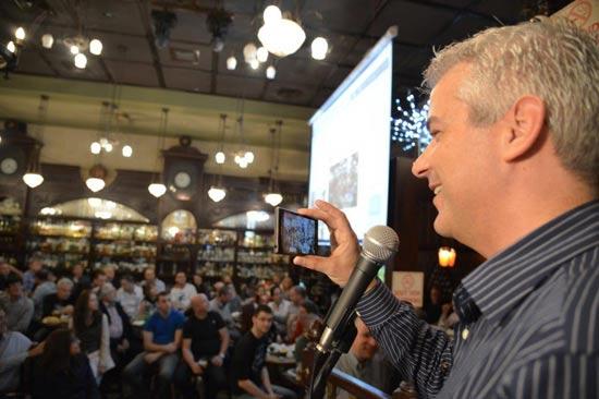 אייל אילוז, מנהל הטכנולוגיה של פרטנר / צילום: תמר מצפי