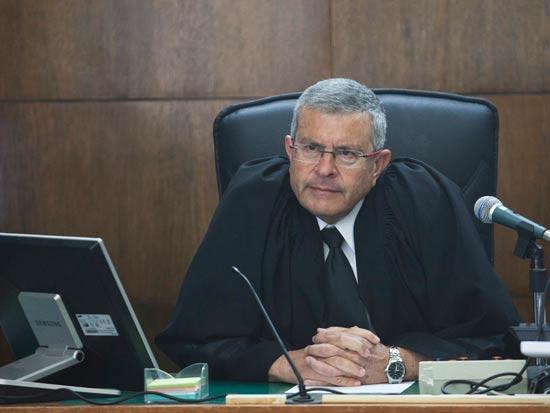 השופט דוד רוזן / צילום: תומר אפלבאום
