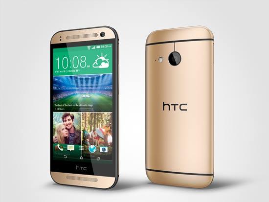 HTC ONE מיני 2 / צילום: יחצ