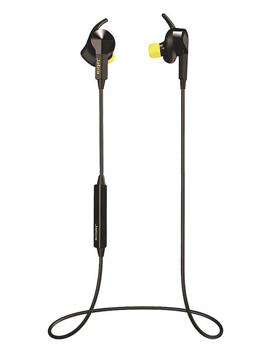 אוזניות אימון של ג'ברה / צילום: יחצ