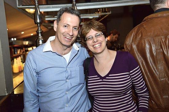 שגית שירן ושי טייטלבוים / צילום: איתי בלסון ואוהד הרכס