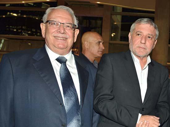 מאיר כהן, בועז דותן, עמותת עלם / צילום: תמר מצפי