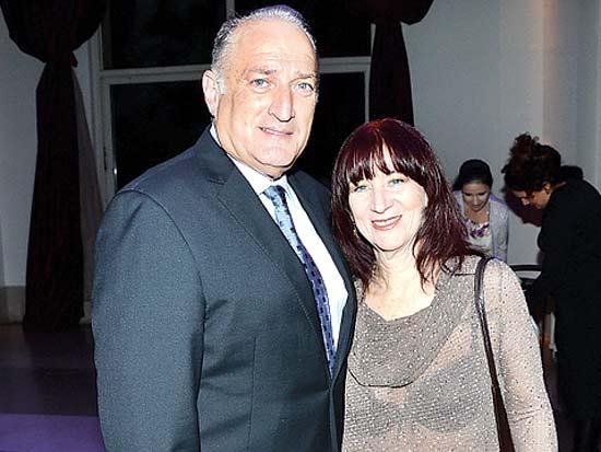 דליה וזאב קרן, העמותה לקידום החינוך תל אביב יפו / צילום: יחצ