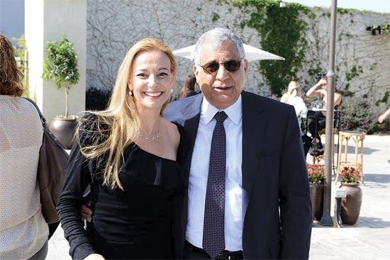 פיני כהן וסמדר אשכנזי רייויט/ צילום: יחצ