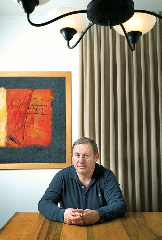 שוקי אברמוביץ/ צילום: יונתן בלום