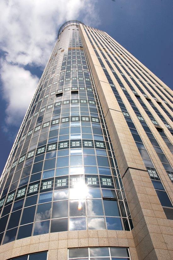 מגדל משה אביב / צילום: תמר מצפי