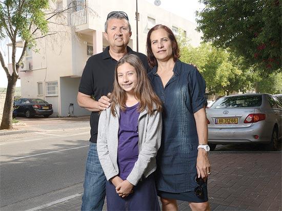 משפחת רוט / צילום: איל יצהר