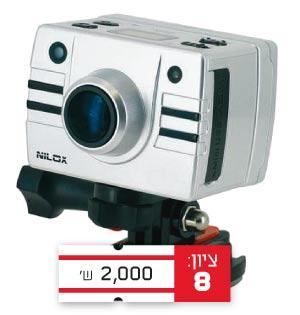 מצלמת Nilox F 60 / צילום: יחצ