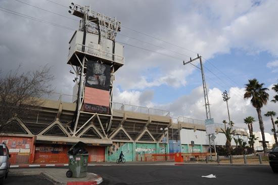 אצטדיון שכונת התקווה / צלם: איל יצהר