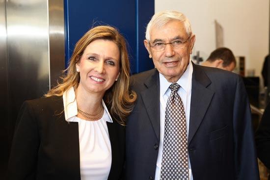 יוסי רוזן ואורנה בכור הוזמן / צילום: דרור סיתהכל