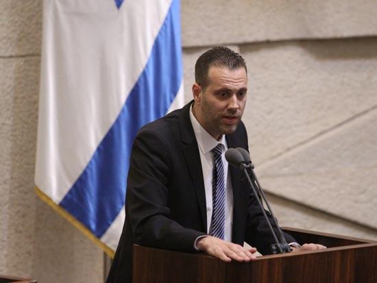 חבר הכנסת מיקי זוהר / צילום: דוברות הכנסת