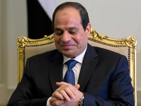 הנשיא המצרי עבד אל-פתאח א-סיסי / צילום: רויטרס