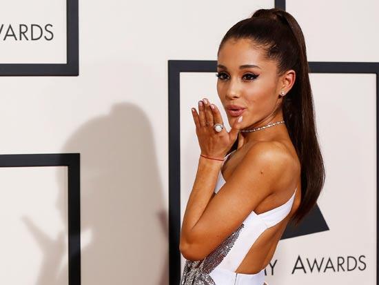 Ariana Grande / צילום: רויטרס