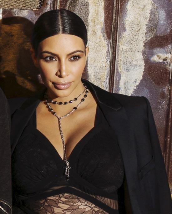 Kim Kardashian / צילום: רויטרס