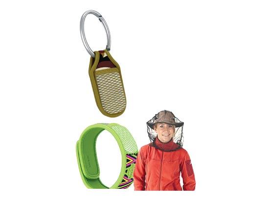 פרקיטו בגרסת קליפס לתלייה על התיק צמיד פרקיטו וכילת ראש/ צילום:צילום: Shutterstock/ א.ס.א.פ קרייטיב