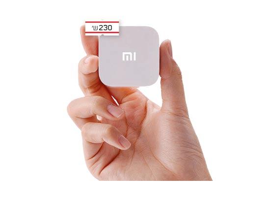 Xiaomi Mi Box Mini/ צילום: יחצ