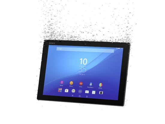סוני Xperia Z4 Tablet / צילום: יחצ