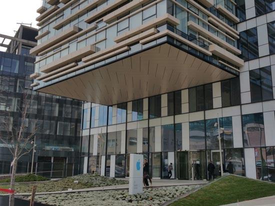 משרדי אפל בישראל / צילום: צחי הופמן