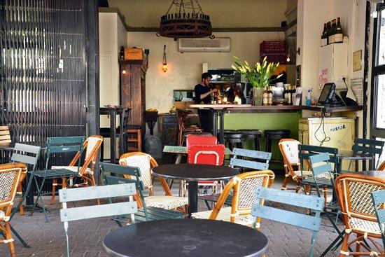 מסעדת הבסטה / צילום: תמר מצפי