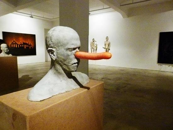 גלריית אומנות / צילום: חגית פלג רותם
