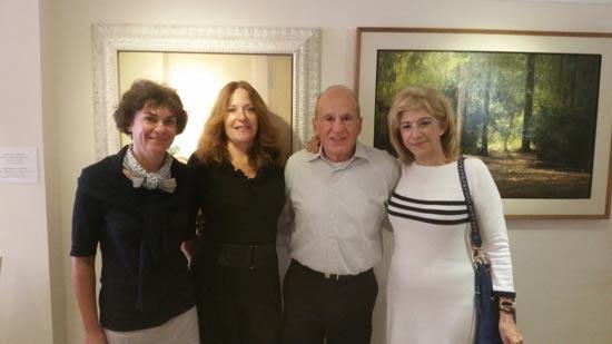 דובי שיף, נאוה לוי וטטיאנה הולניובה/ צילום: נ.ג. צילומים
