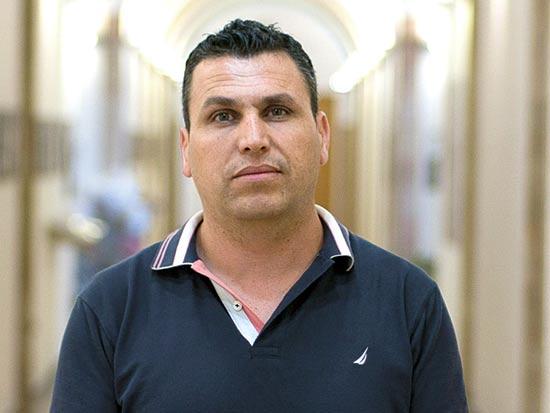 ג'לאל מוסא / צילום: אוריה תדמור