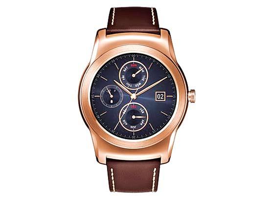 LG G Watch Urbane / צילום:יחצ