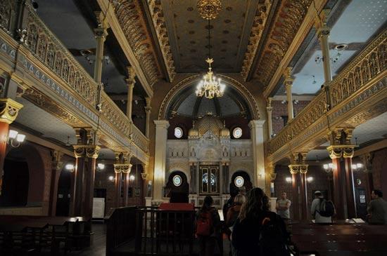 בית הכנסת טמפל בקרקוב/ Shutterstock