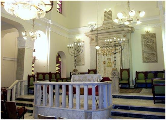 בית הכנסת מונסטירליס בסלוניקי/ Shutterstock