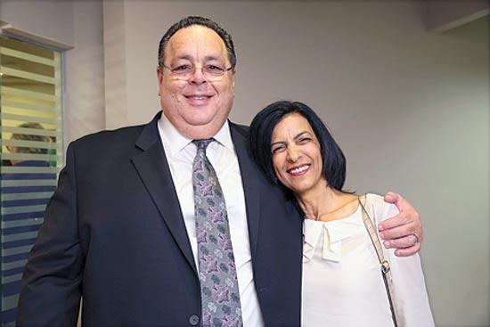 סגי איתן ודורון כהן / צילום: קובי קנטור