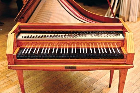פסנתר פטישים תקופת מוצארט / צילום:יחצ