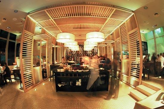 מסעדת הרברט סמואל / צילום: תמוז רחמן, יח