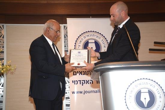 עוד' אסף שמר ואביגדור קהלני/ צילום: אלדד נמדר