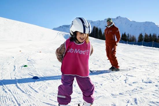 סקי לילדים  / צילום: Club Med