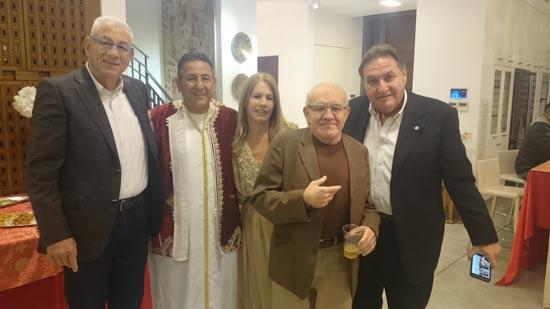 אריה רייף, שלום קיטל, מירי וקובי נבון ועוד' נחום פיינברג / צלם: יחצ