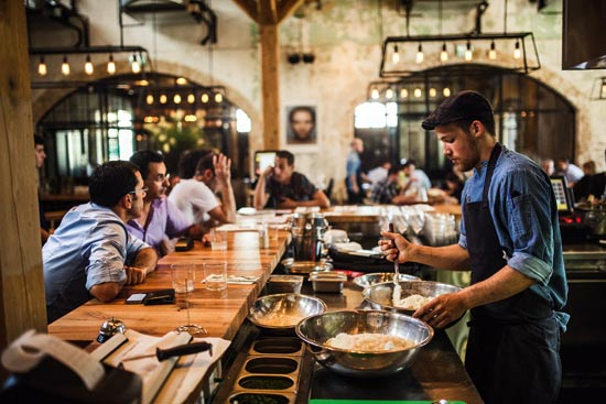 מסעדת קלארו / צילום: עדי גיא