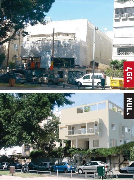 מלון בלב העיר / צילום: תמר מצפי ובר אוריין אדריכלים