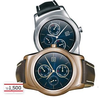 LG Watch Urbane / צילום: יחצ