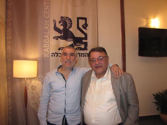מוטי וייס ואליהו ירדני/ צלם: יחצ