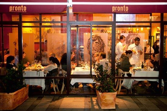 מסעדת פרונטו / צילום: תמוז רחמן