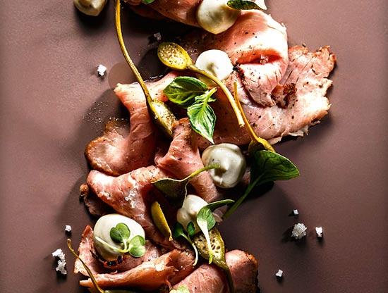 מסעדת פרונטו - ויטלו טונאטו / צילום: דן פרץ